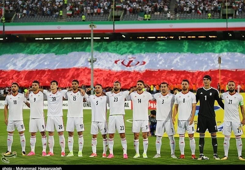 ایران با یک پله سقوط در صندلی بیست وپنجم دنیا ایستاد، تداوم پیشتازی شاگردان کی روش در آسیا