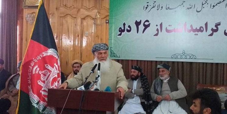 رهبر جهادی افغانستان: آمریکا باید از کشور ما برود