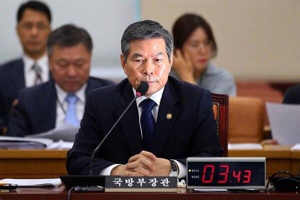وزیر دفاع کره جنوبی به واشنگتن می رود