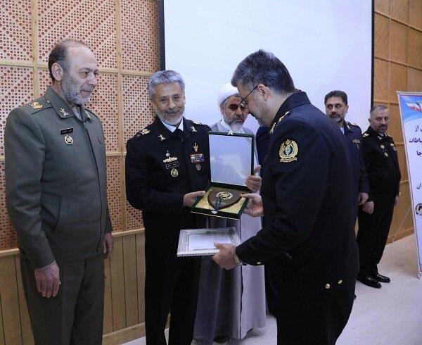 دومین همایش تجلیل از برترین های حوزه فناوری اطلاعات و ارتباطات ارتش برگزار شد