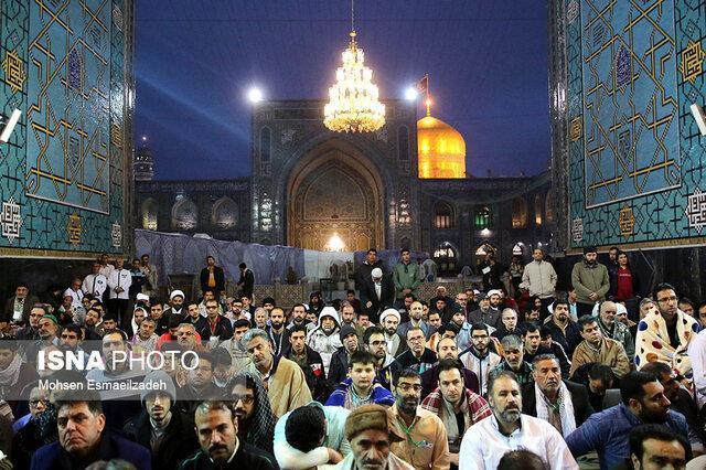 برگزاری مراسم اعتکاف رجبیه در حرم رضوی لغو شد
