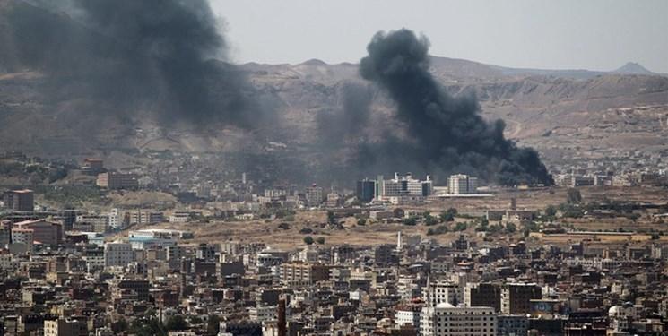 ائتلاف سعودی در پنج نوبت الحدیده یمن را بمباران کرد