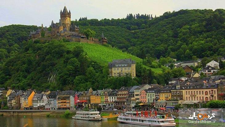 قلعه تاریخی و زیبای کوکهم در آلمان، عکس