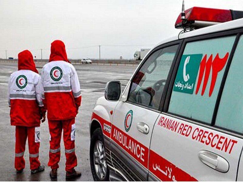 خبرنگاران هلال احمر خراسان رضوی به 202 حادثه دیده ناشی از بارندگی امدادرسانی کرد