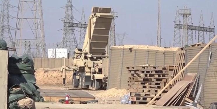 استقرار رادار آمریکایی در پایگاه القائم عراق