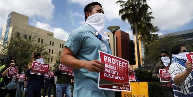 اذعان بازرس کل وزارت بهداشت آمریکا به کمبود تجهیزات محافظتی در بیمارستان ها