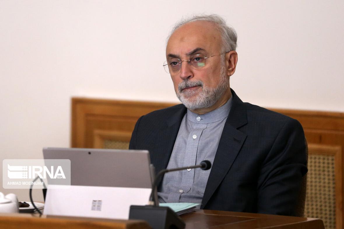 خبرنگاران صالحی: خدمات مربوط به بخش پزشکی هسته ای با سرعت قابل قبولی در حال انجام است