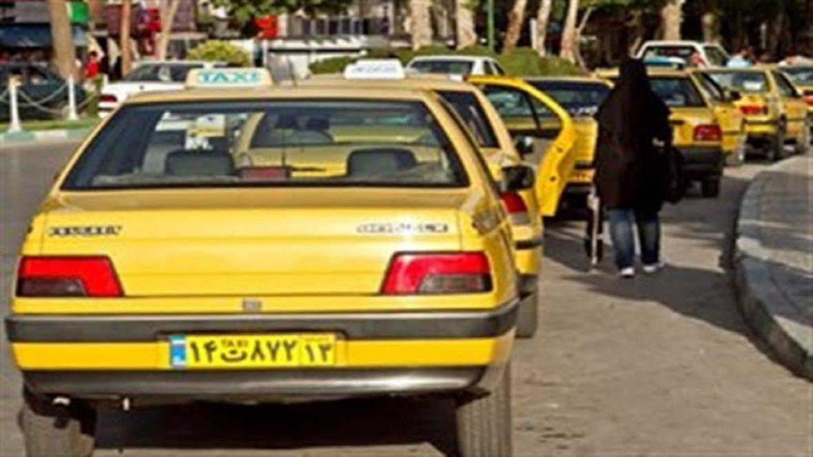 اطلاع تخلف های تاکسی های بیش از سه سرنشین به 137