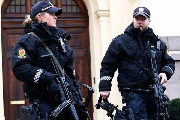 حمله با سلاح سرد در پایتخت نروژ، 3 نفر زخمی شدند
