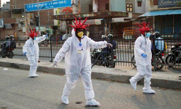 دولت هند: باید زندگی با کرونا را بیاموزیم