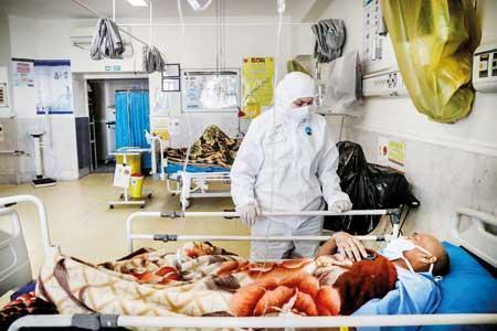 گزارش میدانی از بیمارستان های پایتخت کاهش آمار ابتلا به کرونا را تایید می نماید