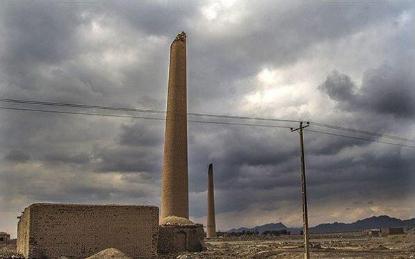 هشدار ، فروش زمین کوره های جنوب شرق یزد غیرقانونی است