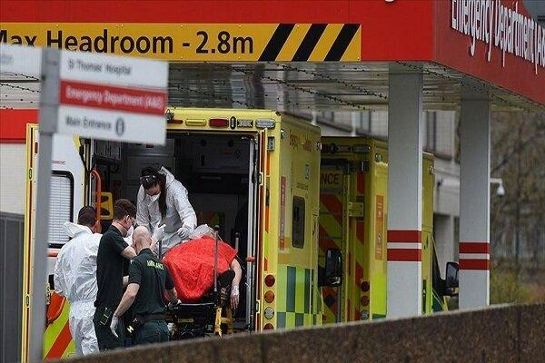 شمار قربانیان کرونا در انگلیس به 41 هزار نفر نزدیک شد