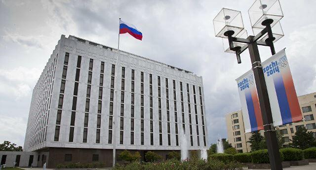 خبرنگاران حمله پلیس آمریکا به خبرنگاران روس اعتراض مسکو را برانگیخت