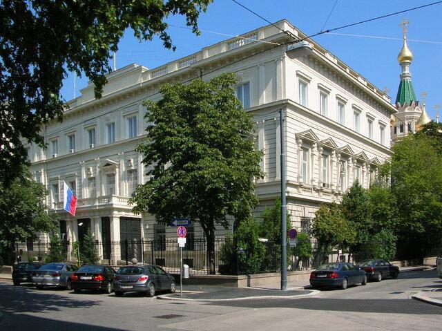 اتریش دیپلمات روسیه را اخراج کرد