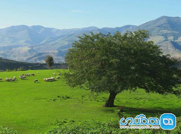 روستای اسطلخ جان؛ بهشتی چند صد ساله در رودبار
