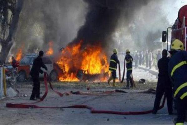 انفجار خودروی بمب گذاری شده در شمال عراق