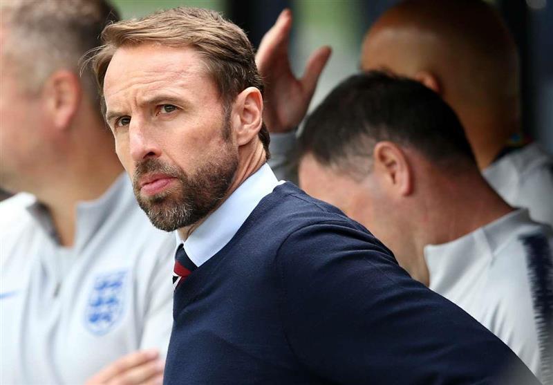 ساوت گیت: خلاق ترین بازیکنان فوتبال انگلیس را دارم، استرلینگ: شانس هم یارمان بود