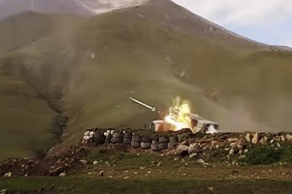 باکو: ارمنستان شهر جبرئیل را مورد حمله قرار داد