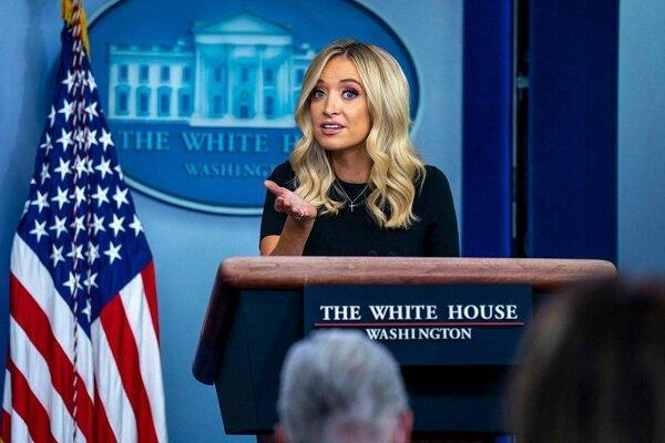 سخنگوی کاخ سفید هم کرونا گرفت