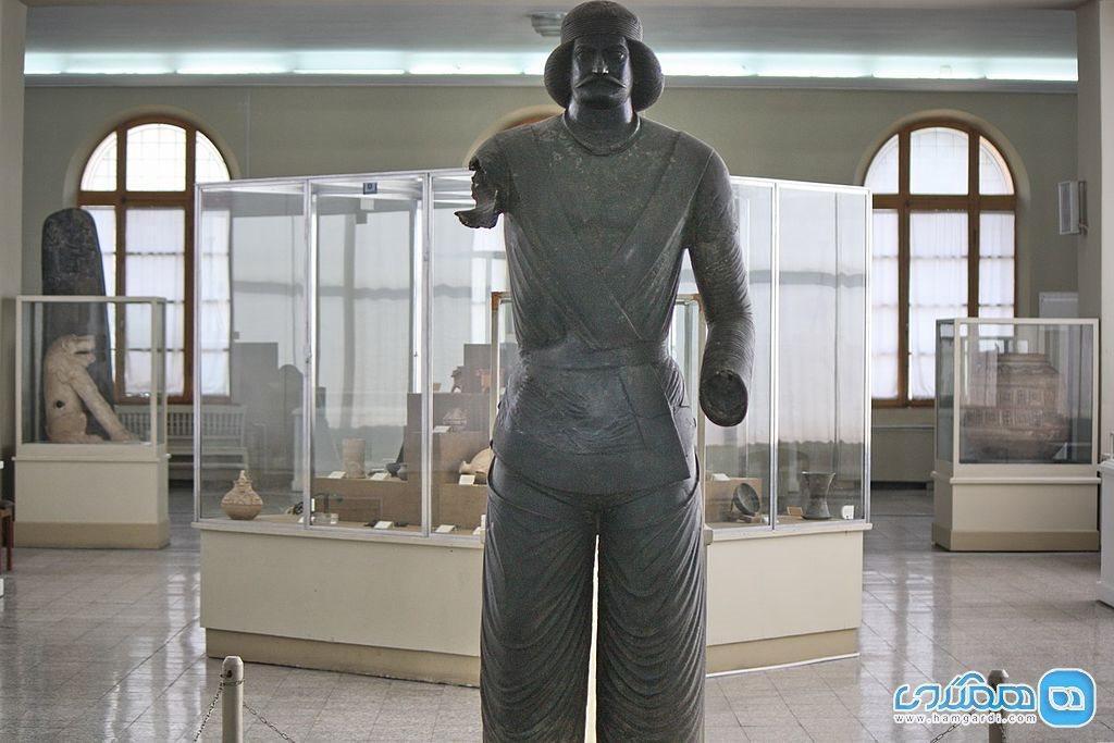 موزه ایران باستان تهران؛ مجموعه ای از آثار کهن تمدن ایران