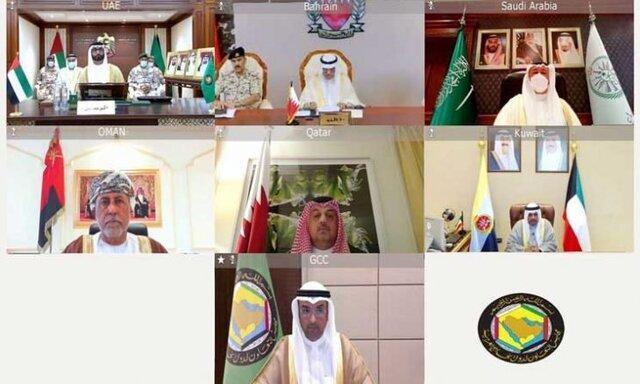 نشست مجازی وزرای دفاع عضو شورای همکاری خلیج فارس با مشارکت قطر