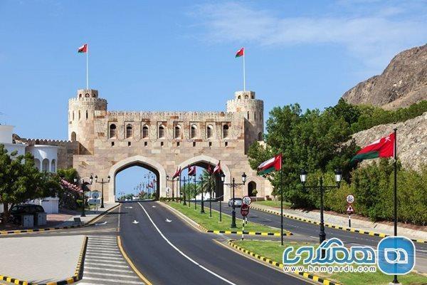 معافیت ویزا برای گردشگران 103 کشور برای سفر به عمان