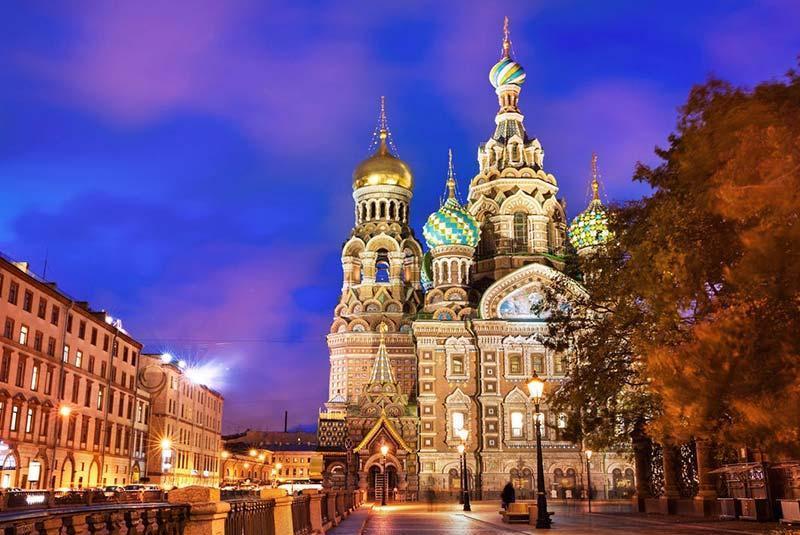 نام های مختلف سنت پترزبورگ از گذشته تا به امروز