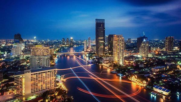 مناطق دیدنی بانکوک تایلند، شهر معبدها