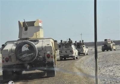 عراق، هلاکت 20 سرکرده داعش در صلاح الدین، دفع حمله تروریست ها توسط حشد شعبی