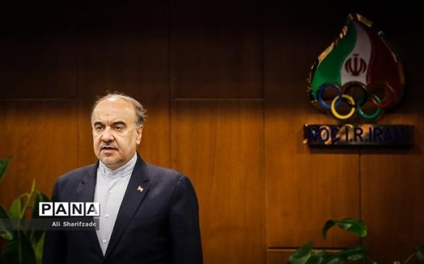 وزیر ورزش و جوانان:توهین به رئیس جمهور توهین به جمهوریت نظام است