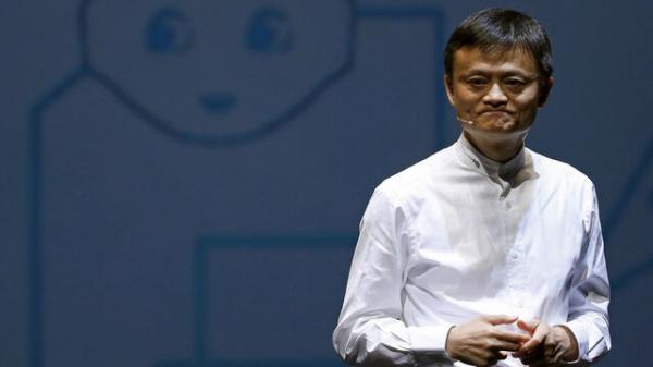نام موسس گروه علی بابا از فهرست کارآفرینان برتر چین حذف شد