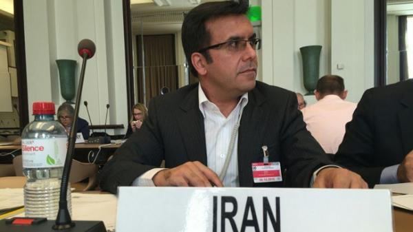 آیتی به عضویت کمیته اجرایی تیر سازمان ملل انتخاب شد