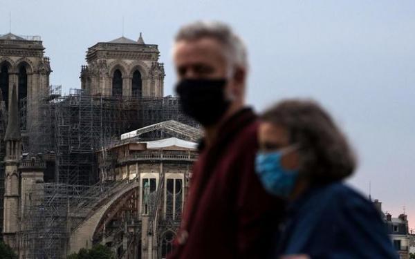 سقوط تاریخی فراوری ناخالص داخلی فرانسه خبرنگاران