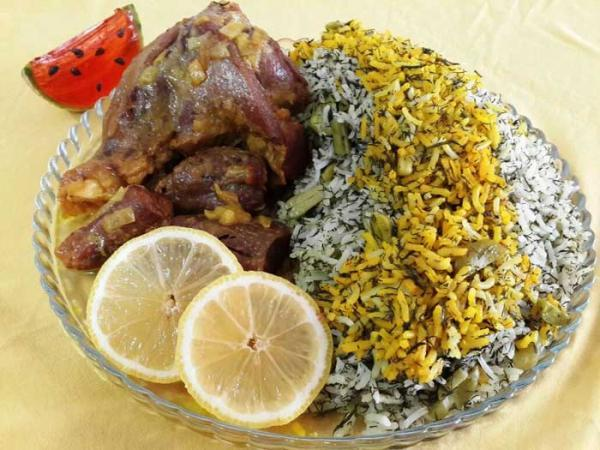 طرز تهیه چلو گوشت ساده و خوشمزه بدون رب