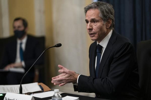 خبرنگاران گفتگو آمریکا با فرانسه و دانمارک درباره مسایل امنیتی