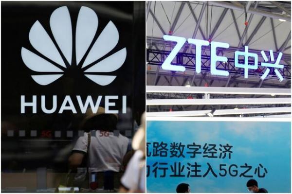 آمریکا 5 شرکت چینی را تهدید امنیت ملی دانست
