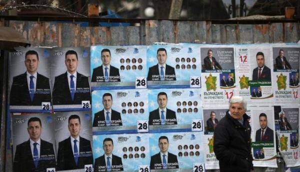 بلغاری ها پای صندوق های رای رفتند