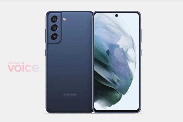 اولین تصاویر از گوشی سامسونگ Galaxy S21 FE