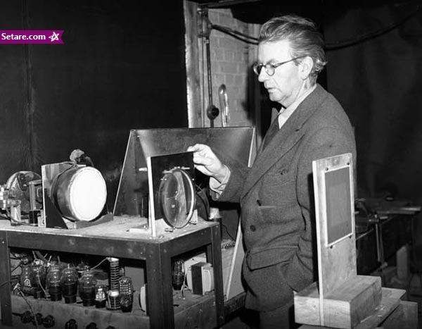 مخترع تلویزیون چه کسی است؟