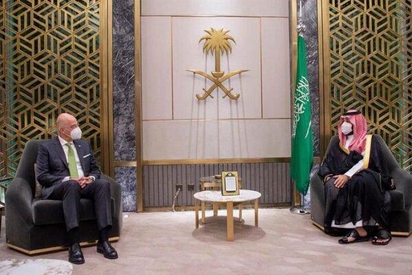 امضای سند توافق همکاری های نظامی بین یونان و عربستان سعودی