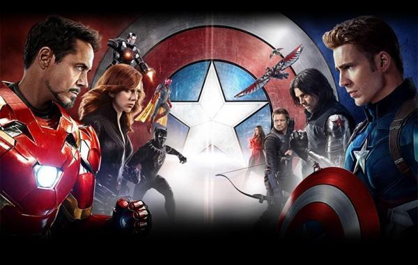 کاپیتان آمریکا: جنگ داخلی؛ 14 شخصیت که طرف درست یا اشتباه را انتخاب کردند
