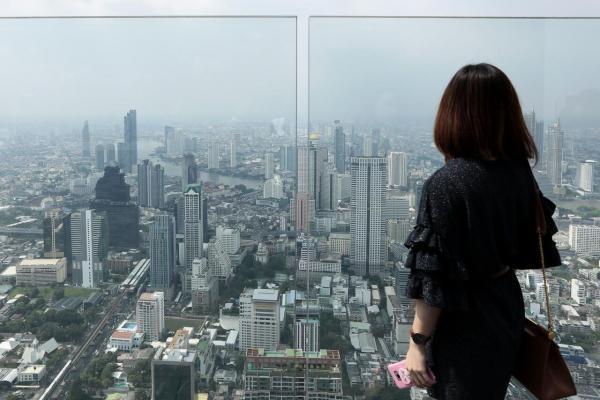 خبرنگاران بانکوک بالاترین شمار خانه به دوشان دیجیتالی را در آسیا دارد