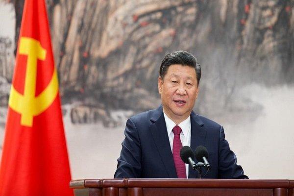 رئیس جمهور چین: از خواسته های برجامی ایران حمایت می کنیم