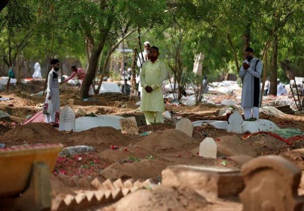 تلفات کرونا در هند از 3700 نفر عبور کرد
