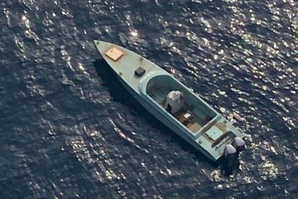 ائتلاف متجاوز سعودی مدعی رهگیری یک فروند قایق نیروهای یمنی شد