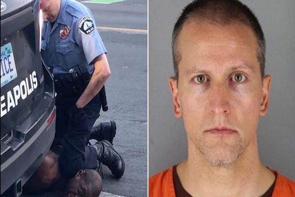 22 سال و نیم حبس؛ حکم شاهکار دادگاه آمریکا برای افسر پلیس عامل قتل جورج فلوید