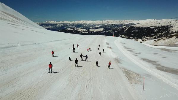 ماجراجویی در آجارای گرجستان؛ پیست اسکی گودرزی