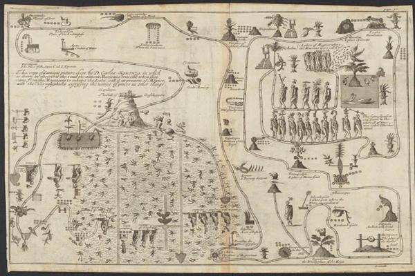 تور مکزیک: سفرنامه جووانی کارری ؛ بلندترین سفرنامه قرن 17 مکزیک