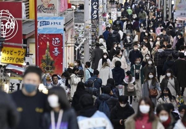 شیوع انفجاری کرونا در ژاپن ، افزایش 20 درصدی مبتلایان
